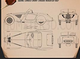 Squire Corsica Roadster 1936