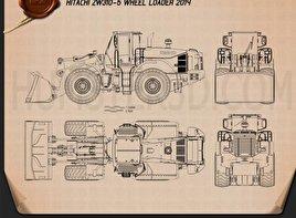 Hitachi ZW310-5 Wheel Loader