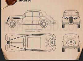 BMW 326 1941