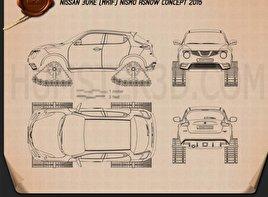 Nissan Juke Nismo RSnow 2015