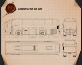 Sunsundegui SC5 Bus 2015