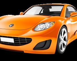 Generisch Sports Auto