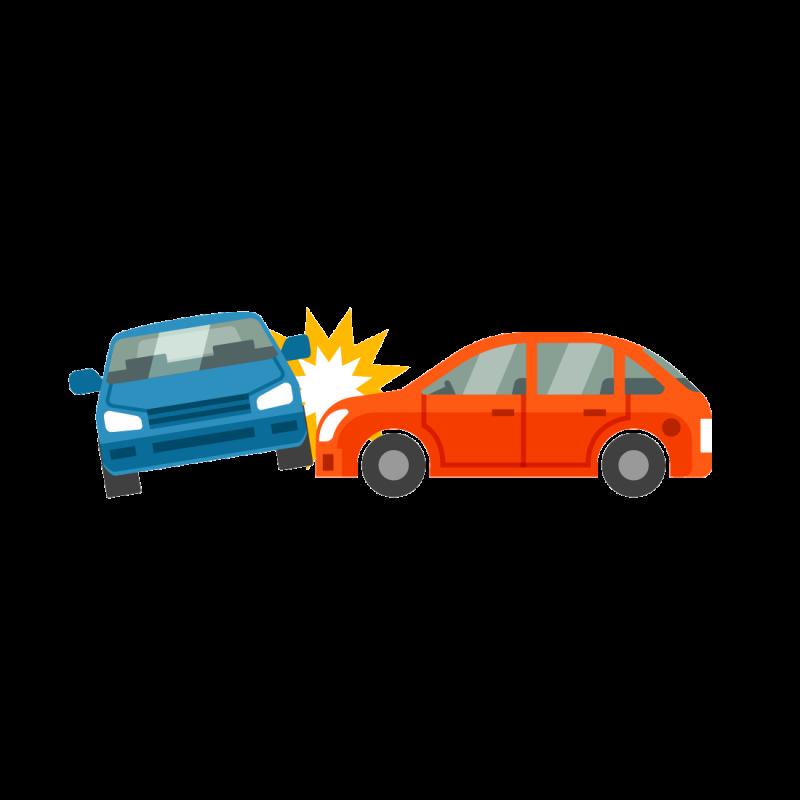 Car Crash Clipart Image