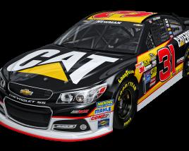 NASCAR Racing car