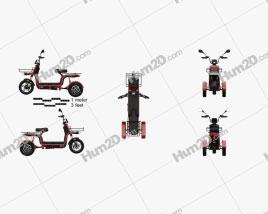 ARI 145 2021 Moto clipart