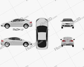 Acura RSX Type-S 2005