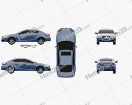Acura ILX (DE) 2016
