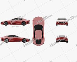 Acura Precision 2016 Clipart