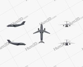 Antonov An-178 Aircraft clipart