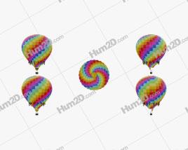 Hot Air Balloon Aircraft clipart