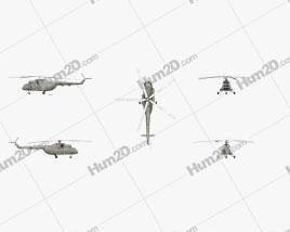 Mil Mi-8 Clipart