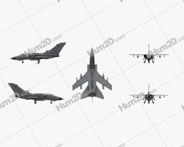 Panavia Tornado Aircraft clipart