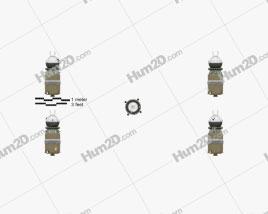 Vostok 1 Aircraft clipart