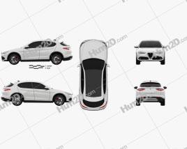 Alfa Romeo Stelvio Q4 2017