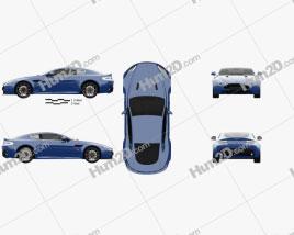 Aston Martin V8 Vantage S 2015