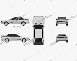 Audi Quattro 1980