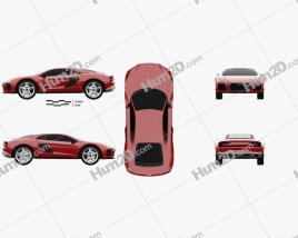 Audi Nanuk Quattro 2013 car clipart