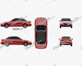 Audi S3 Cabriolet 2014