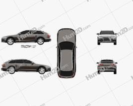 Audi A6 (C7) Allroad 2015