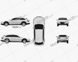 Audi A4 (B9) Allroad 2017