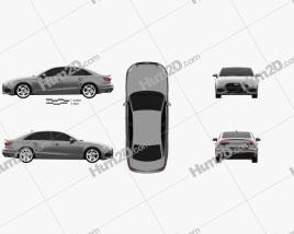 Audi A4 sedan 2019