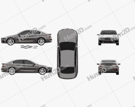 BMW Compact Sedan 2015