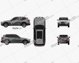 BMW X3 (G01) xLine 2018