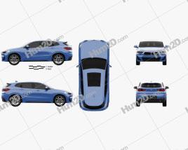 BMW X2 M Sport 2018