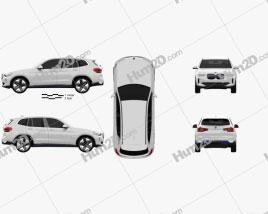 BMW iX3 2018