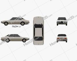 BMW Garmisch Recreation 2020 car clipart