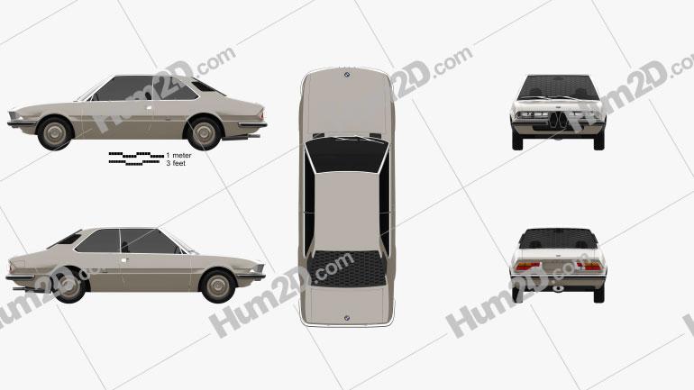 BMW Garmisch Recreation 2020 Clipart Image