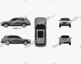Bentley Bentayga Speed US-spec 2020 Clipart