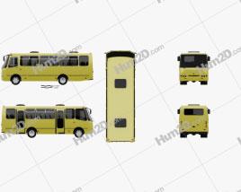 Bogdan A09202 Bus 2003