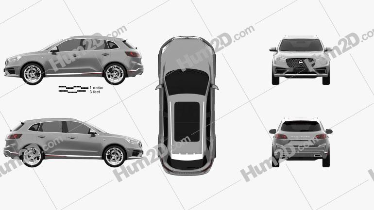 Borgward BX7 TS 2015