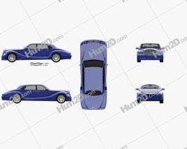 Bufori Geneva 2016 car clipart