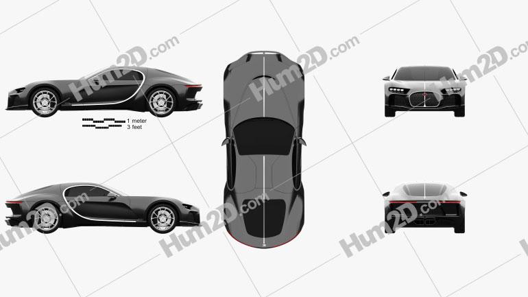 Bugatti Atlantic 2015 car clipart