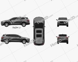 Buick Enclave Avenir 2017