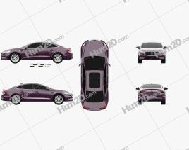 Buick LaCrosse Avenir CN-spec 2019 car clipart