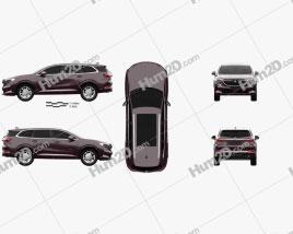 Buick Enclave Avenir CN-spec 2019