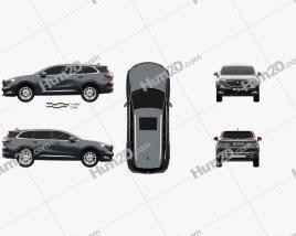 Buick Enclave CN-spec 2019