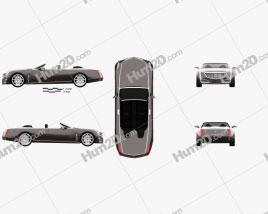 Cadillac Ciel 2011 car clipart