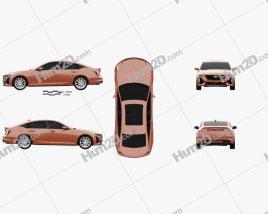 Cadillac CT5 V 2020