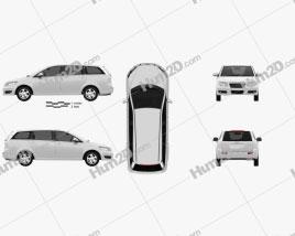 Chery Eastar Cross (V5) 2012 car clipart