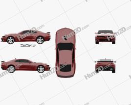 Chevrolet Camaro SS coupe 2014
