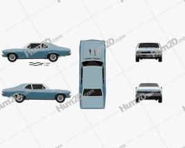 Chevrolet Nova SS 396 1970