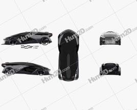 Chevrolet FNR 2015 Clipart