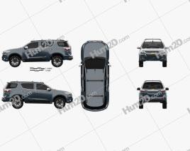Chevrolet TrailBlazer 2016