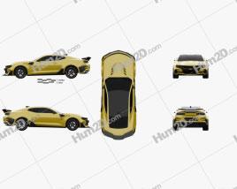 Chevrolet Camaro Bumblebee 2017