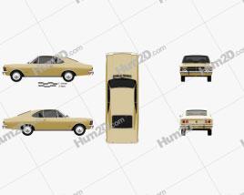 Chevrolet Opala Coupe 1978