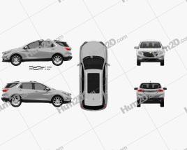Chevrolet Equinox (CN) 2018